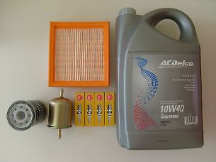 NISSAN MICRA 1993-2002, 1.0i 1.3i 1.4i, SERVICE KIT, ENGINE OIL INCLUDED